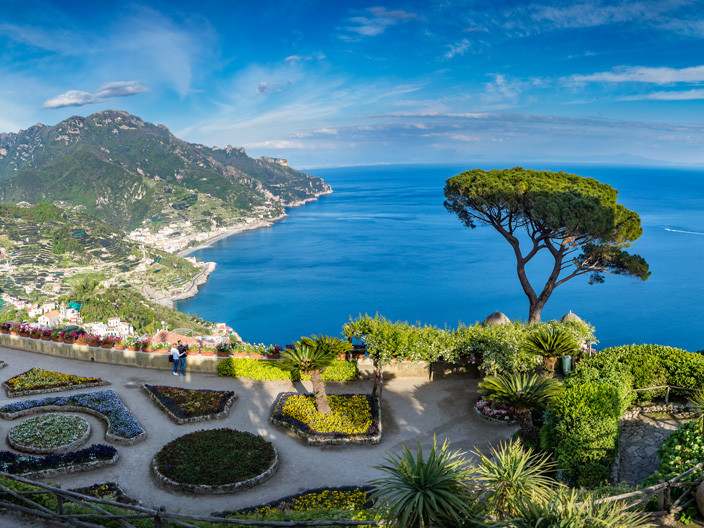 Ravello e le sue ville - Travel Amalfi Coast by Travelmar