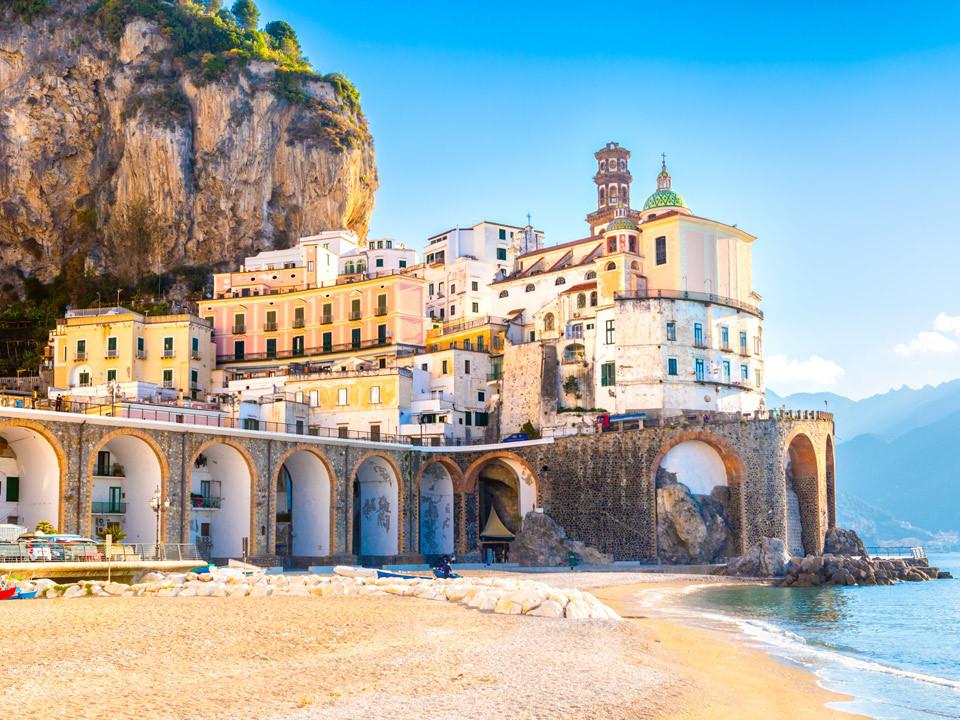 Atrani - Travel Amalfi Coast by Travelmar