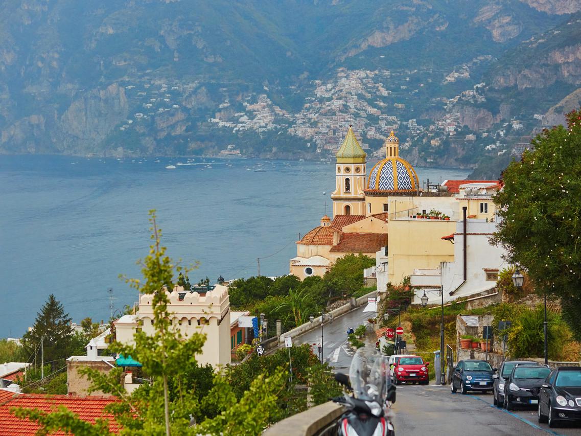 Praiano - Travel Amalfi Coast by Travelmar
