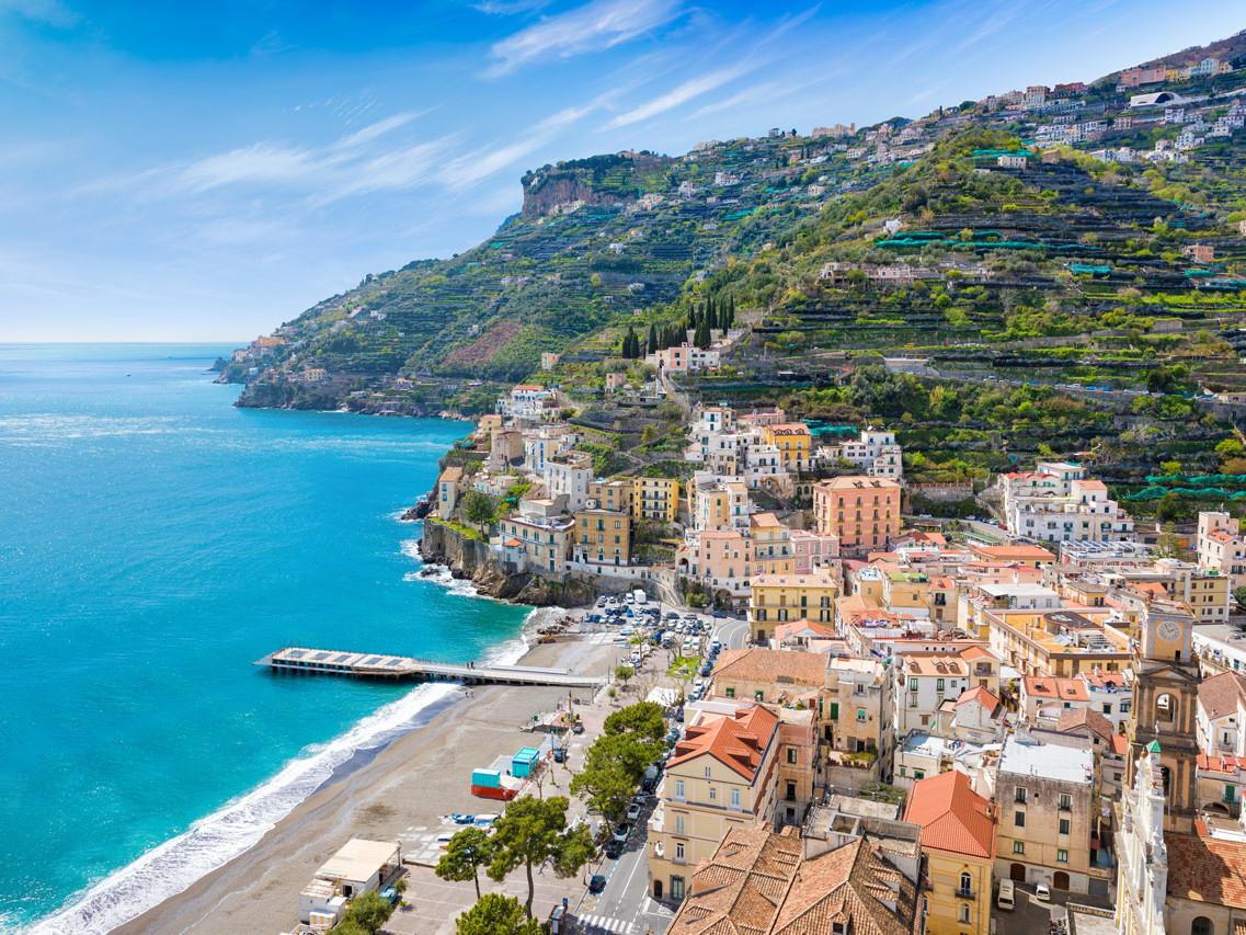 Minori - Travel Amalfi Coast by Travelmar