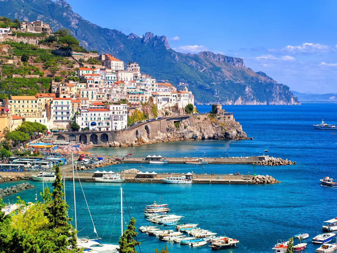 Amalfi, la capitale della Costiera Amalfitana - Travel Amalfi Coast