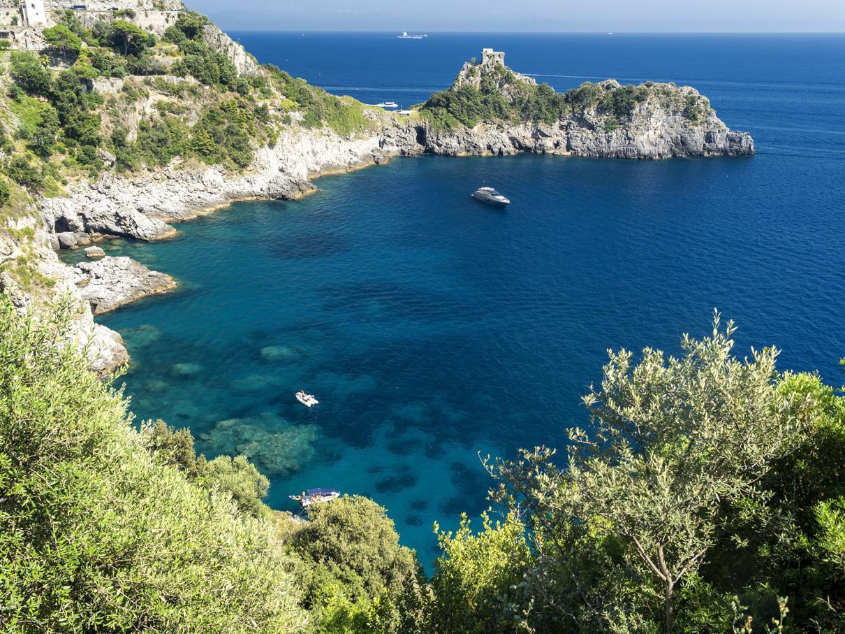 Conca dei Marini: la città della Grotta dello Smeraldo -Travel Amalfi Coast