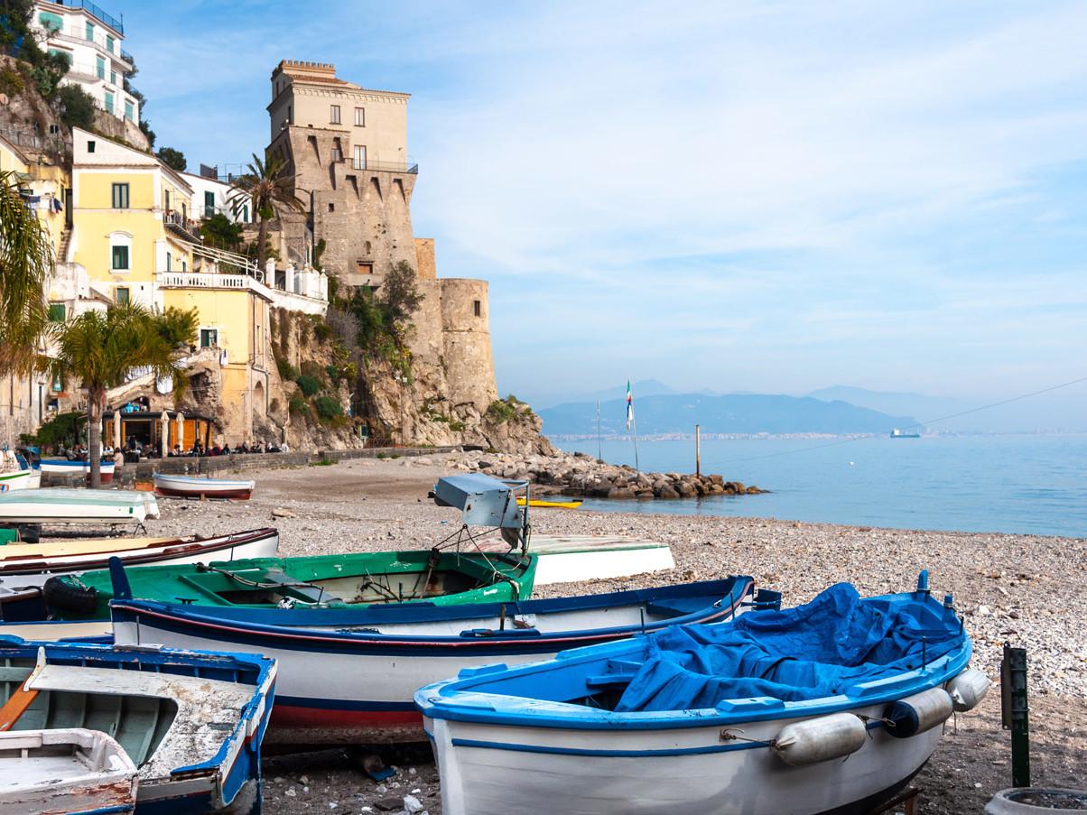 Il fascino marinaro di Cetara -Travel Amalfi Coast by Travelmar
