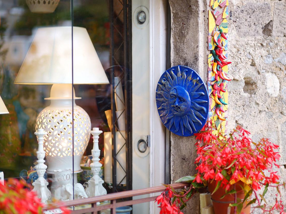 Viaggio nell'eccellenza della ceramica italiana -Travel Amalfi Coast