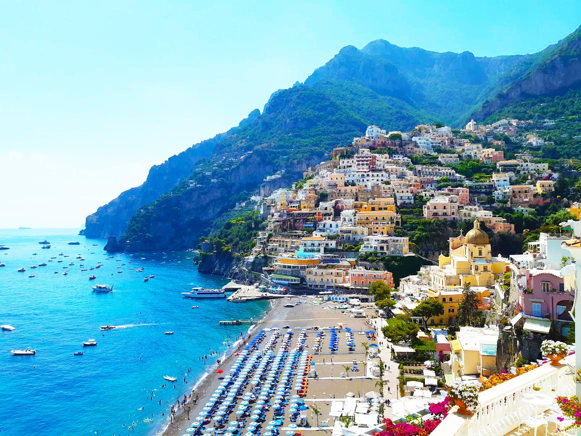 Positano: la perla della Costiera Amalfitana - Travel Amalfi Coast