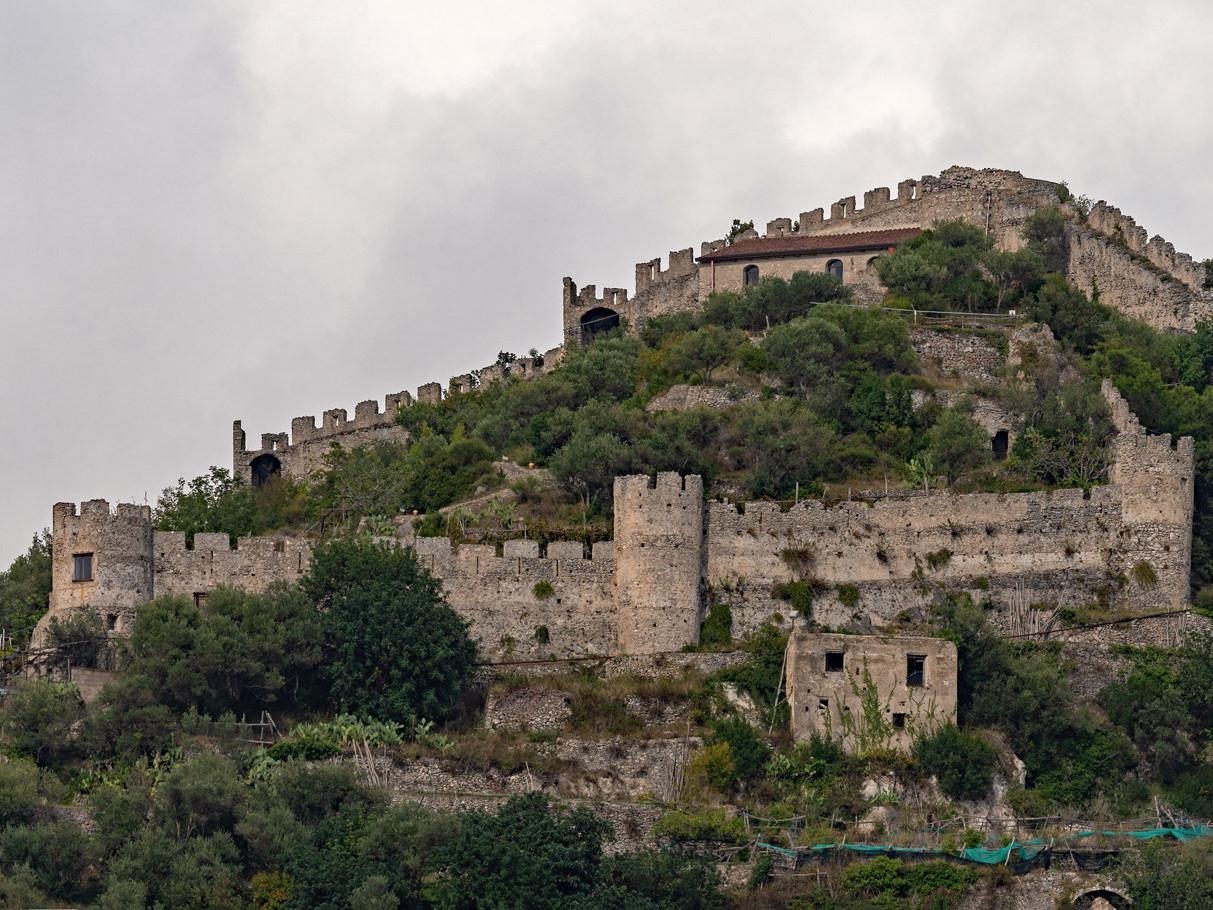 Castello San Nicola de Thoro-Plano -  Travel Amalfi Coast by Travelmar