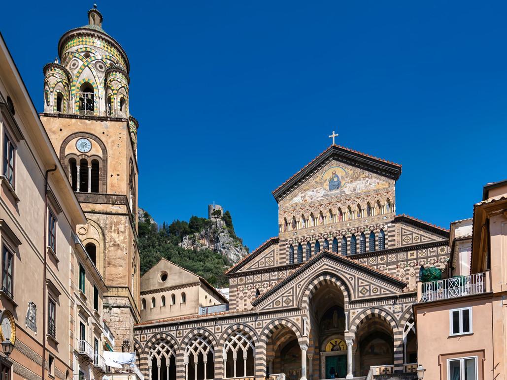 Il Duomo di Amalfi - Travel Amalfi Coast by Travelmar